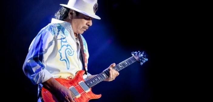 Carlos Santana (Photo: Roberto Finizio)