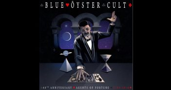 blue oyster cult agents of fortune 2020
