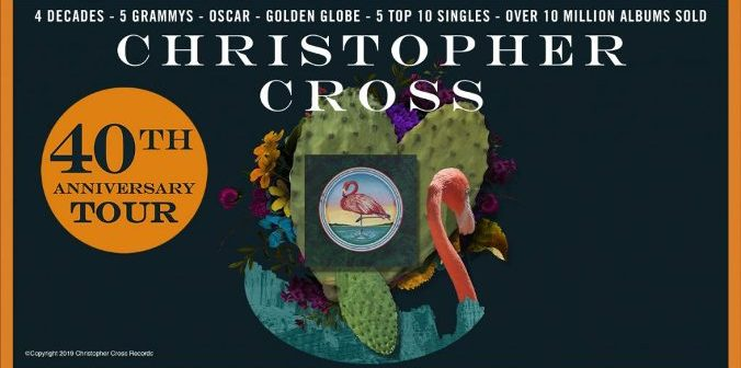 christopher cross 2020 tour