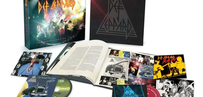 def leppard the early years box set