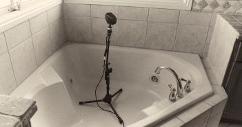 foo fighters bathtub