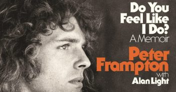 Peter Frampton Memoir