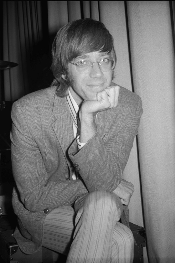 Ray Manzarek (Photo: Henry Diltz)