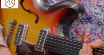 antiques roadshow beatles guitar