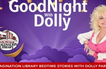 dolly parton goodnight with dolly