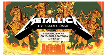 Metallica #MetallicaMondays livestream