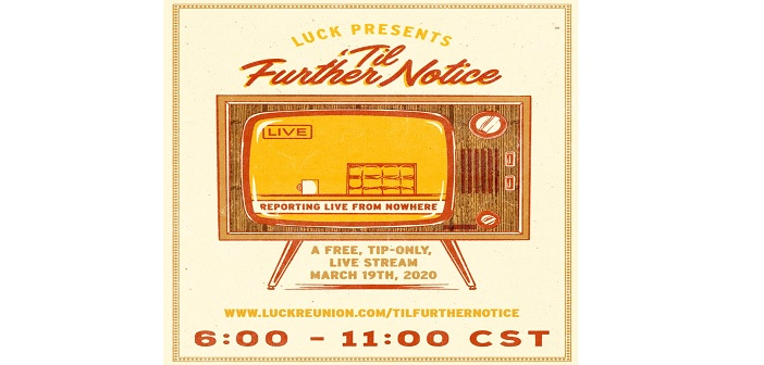 Til Further Notice Livestream Willie Nelson