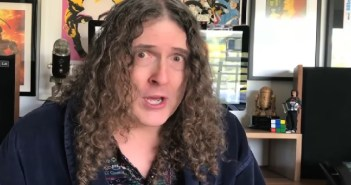 """Weird Al"" Yankovic One More Minute"