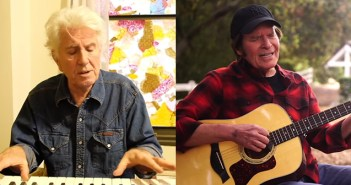 Graham Nash and John Fogerty 'In My Room' Series