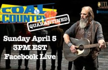 Steve Earle livestream