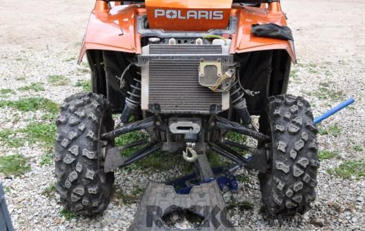 RockCrawler RZR, Holz PreRunner Bumper