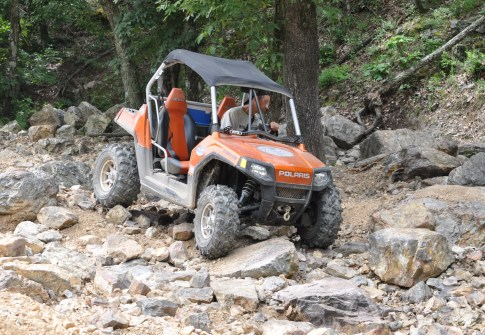Superlift ORV, Razorback Ramble 2010