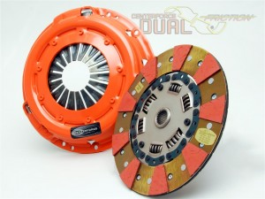NEW DUAL FRICTION CLUTCH ASSEMBLY FOR 2000-2004 NISSAN XTERRA AND