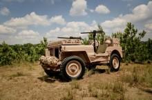1944 Willys Jeep SAS
