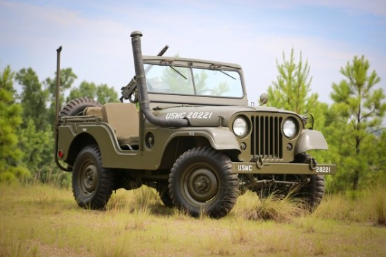 Omix-ADA 1952 Willys M38-A1