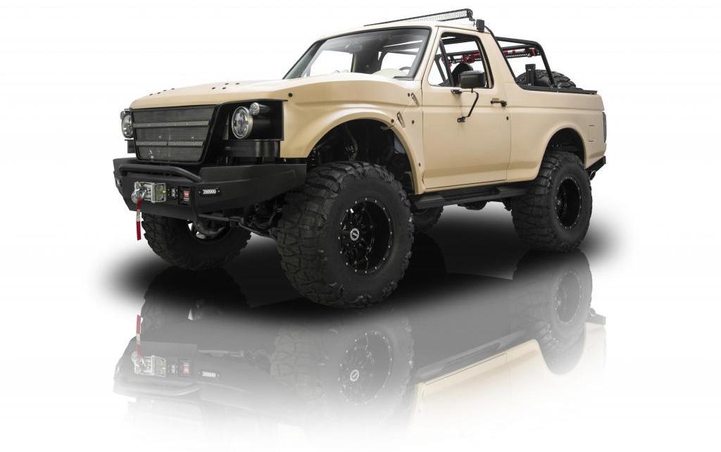RK Motors - Project Fearless
