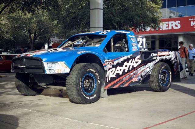 traxxas short course truck sema