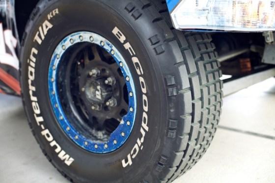 Rob MacCachren's TRAXXAS Race Truck