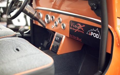 Rad Jeep Willys