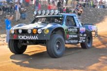 Cameron Steele racing on Yokohama Geolandar tires at the 2013 Baja 1000