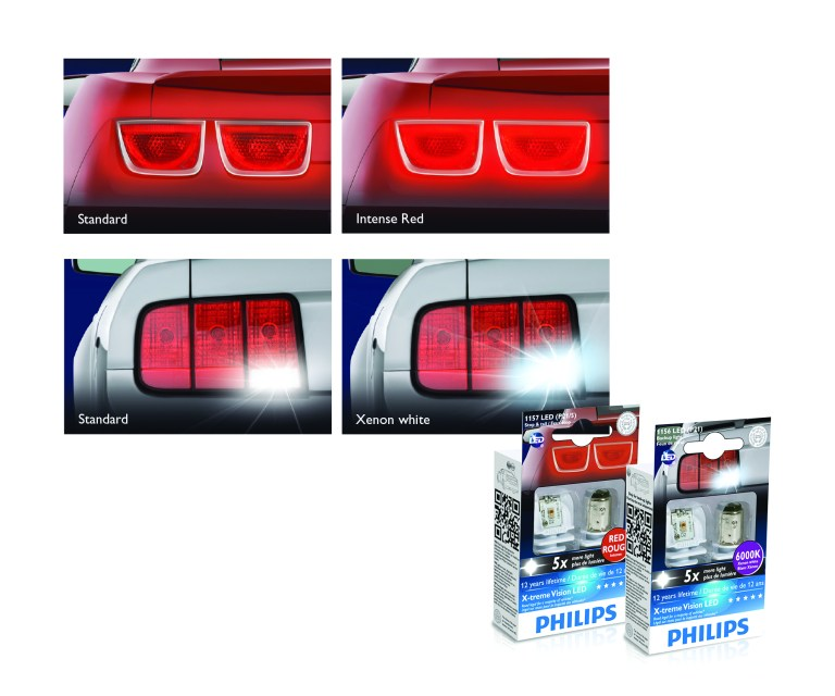 Philips LED Ext Retrofits