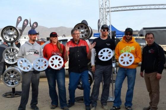Backdoor Shootout Awards Raceline
