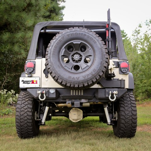 Rugged Ridge XHD Tire Carrier