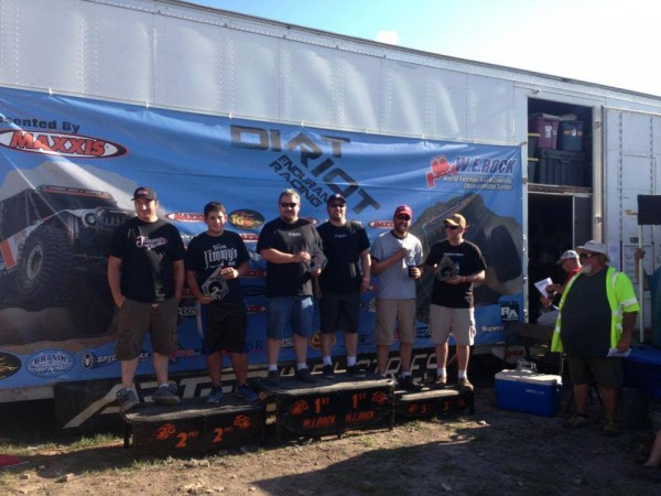 Team Four Corners 4x4 places 3rd at Fredericksburg TX
