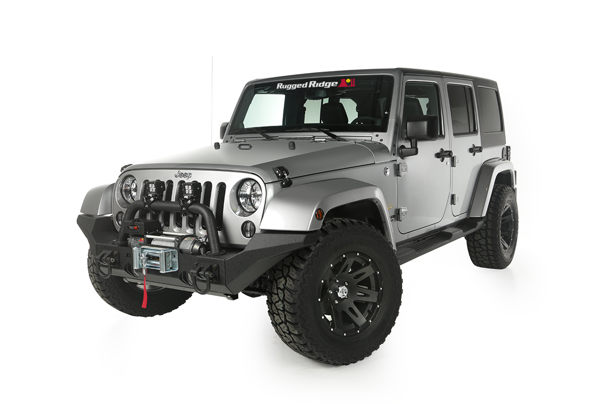 RUGGED RIDGE ANNOUNCES NEW JEEP RESTYLING PACKAGES FOR ...