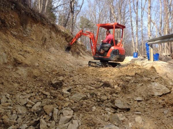 Rugged Ridge Trail Access Program - Trail Repair