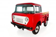 1959 Jeep FC-150 - front 3q - Omix-ADA (High Res)