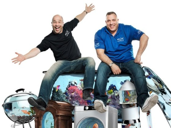 Brett Raymer and Wayde King - TANKED