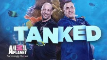 Brett Raymer and Wayde King - TANKED title