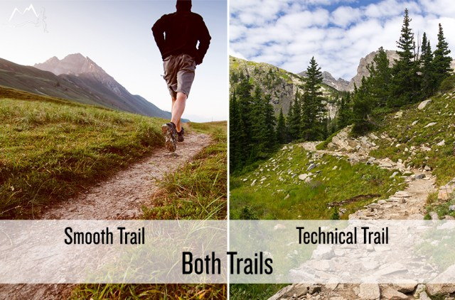 trail running conditions