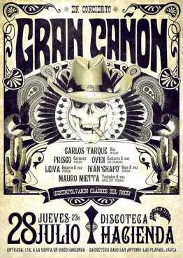 Cartel Gran Cañon