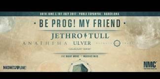 Be Prog 2017 cartel