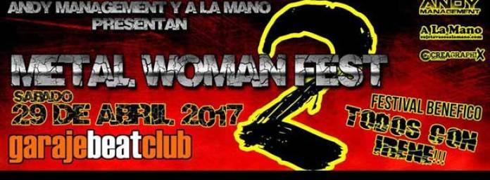 Metal Woman Fest
