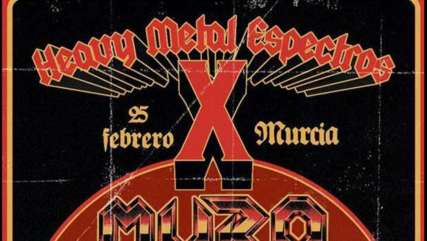 heavy metal espectros
