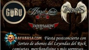 hard love leyendas del rock