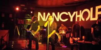 Nancy hole Madrid