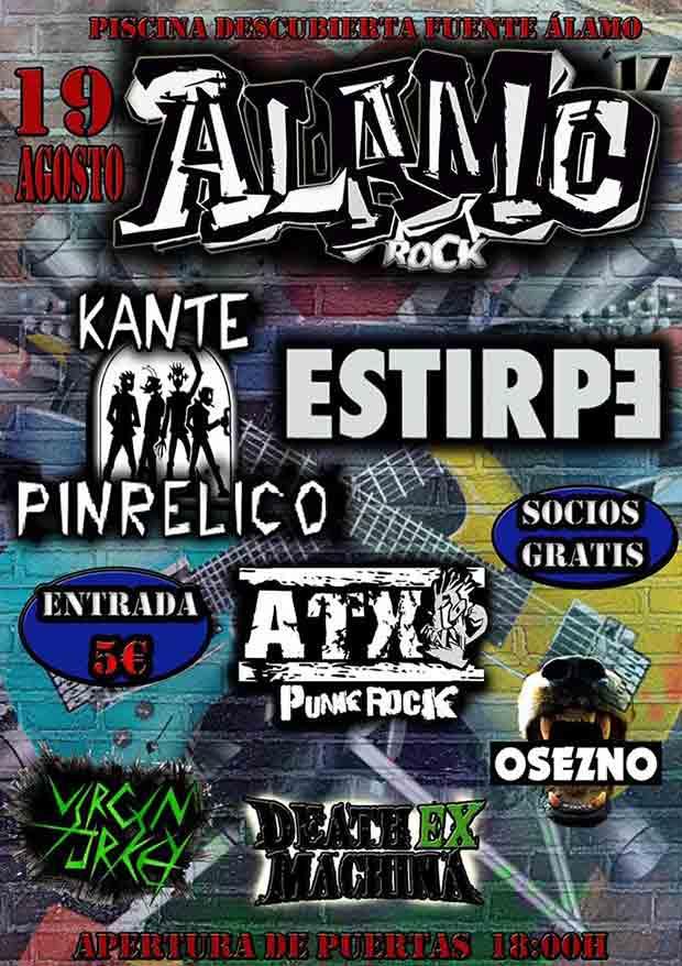 alamo rock 2017