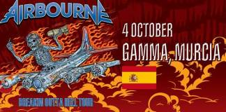 airbourne Murcia