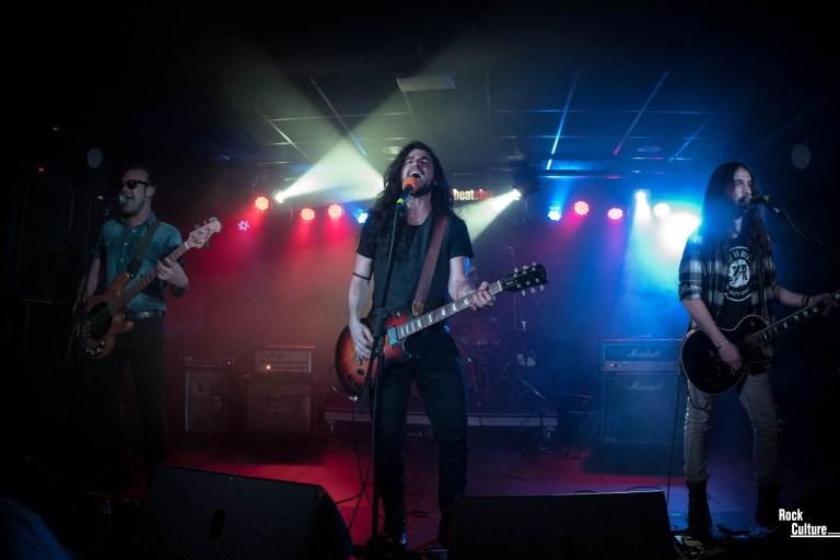 Crónica y fotos: Moody Sake y Electric Alley en el Garaje Beat Club