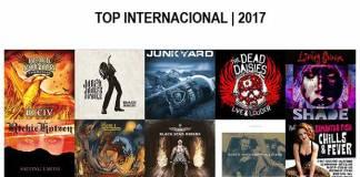 discos internacionales 2017