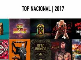 discos nacionales 2017