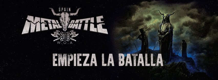 Semifinalistas del WOA Metal Battle 2018