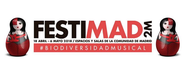 Concurso de bandas para el Festimad 2018