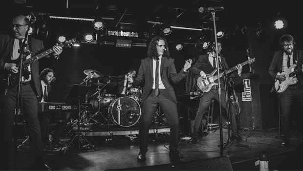 Crónica y fotos: Dry River en el Garaje Beat Club (Murcia)