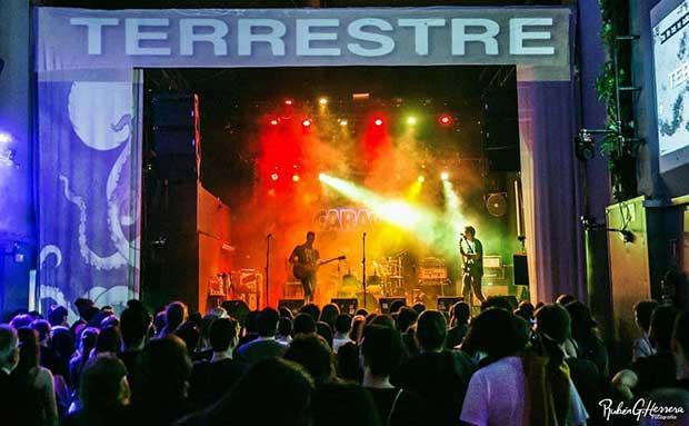 """Entrevista a Terrestre en el Progstureo Fest: """"No pienso en lo que le va a gustar al público, sino en lo que estoy sintiendo yo."""""""