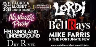 Calella Rock